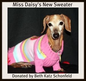 photo of Miss Daisy